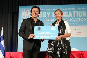 Ra mắt hệ thống giáo dục quốc tế Embassy Education