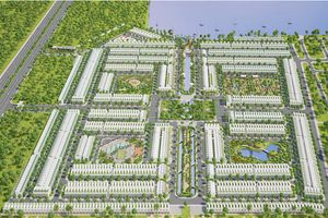 Chủ đầu tư dự án Saigon Village bị xử phạt vì xây dựng không phép