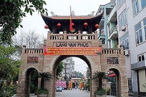Hà Nội: Sắp triển khai Tuần lễ văn hóa du lịch - thương mại làng nghề lụa Vạn Phúc
