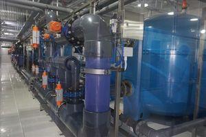 Bạc Liêu: Khánh thành nhà máy xử lý nước nuôi tôm hiện đại nhất Việt Nam
