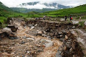 Trung Bộ cần đề phòng lũ quét, trượt lở đất đá