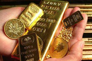 Giá vàng ngày 11/10: Vàng trong nước giảm nhẹ