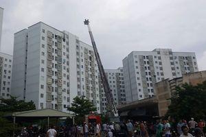 Đà Nẵng: Nổ gas ở chung cư 12 tầng, hàng trăm người hoảng loạn
