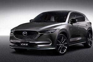 Mazda CX5 2019 ra mắt thêm phiên bản động cơ tăng áp, hứa hẹn về Việt Nam