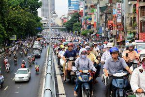 Người Việt tiêu thụ 9.200 xe máy mỗi ngày