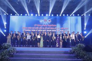 TP.HCM: Trao giải thưởng cho nhiều doanh nhân trẻ