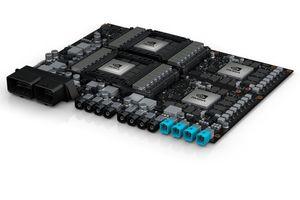 Volvo tăng cường hợp tác với Nvidia trong mảng công nghệ xe tự lái