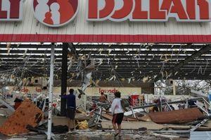 Sức tàn phá khủng khiếp của siêu bão Michael ở Mỹ