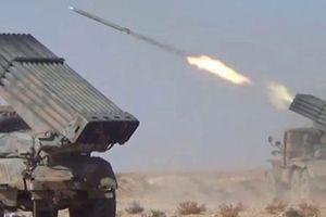 Syria mang vũ khí hạng nặng tới phía Nam truy quét khủng bố