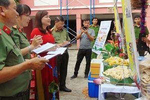 Hội chợ Ẩm thực Việt đồng hành cùng phụ nữ - trẻ em nghèo