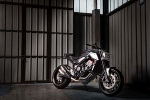 Ngắm mẫu Concept hiện đại - Honda Neo Sports Café 650 Retro