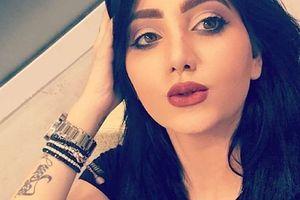 Xuất hiện video ghi cảnh Hoa hậu Baghdad bị bắn chết ngay trên phố