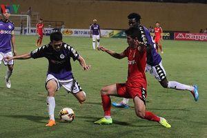 Bị Bình Dương 'cầm chân', Hà Nội FC tiếp tục lỡ hẹn chiếc Cúp Quốc gia