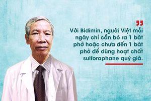 Cha đẻ Bidimin dứt tiểu đêm: Tôi giúp người Việt dùng hoạt chất 'ngoại' với giá bằng bát phở