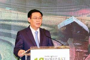 Việt Nam tổ chức sự kiện uy tín nhất thế giới về thương mại gạo