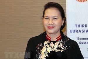Chủ tịch Quốc hội Nguyễn Thị Kim Ngân thăm chính thức Cộng hòa Thổ Nhĩ Kỳ
