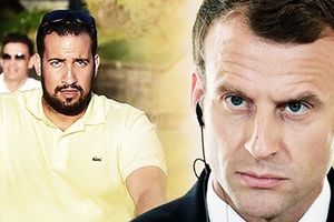 Tổng thống Pháp Emmanuel Macron: Đang bế tắc