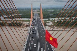 Toàn cảnh cây cầu lịch sử giúp đưa Quảng Ninh lại gần Hà Nội