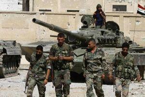 Syria: IS tấn công bất ngờ, SAA đáp trả quyết liệt
