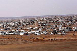 Nga: Tình trạng thảm khốc tại Trại tị nạn Rukban ở Syria là do Mỹ