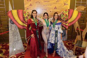 Đại diện nhan sắc Việt giành giải quan trọng tại 'Hoa hậu Trái đất 2018'