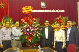 Phó Chủ tịch Nguyễn Hữu Dũng chúc mừng Ngày Doanh nhân Việt Nam