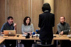 Vợ chủ tịch Interpol bị Trung Quốc bắt lên tiếng