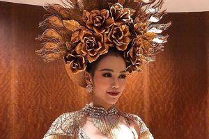 Cận cảnh bộ trang phục truyền thống thắng giải tại Miss Earth