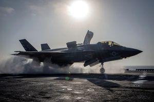 Mỹ đình bay toàn bộ phi đội F-35 trên thế giới sau sự cố rơi