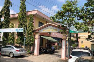 Bắt cán bộ văn phòng đăng ký đất đai thị xã Bến Cát