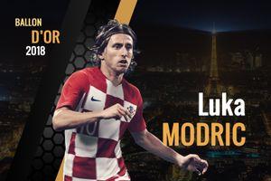 Tự loại bản thân, Hazard chọn Modric cho Quả bóng vàng