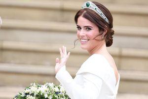 Dàn sao đình đám nước Anh dự đám cưới Công chúa Eugenie