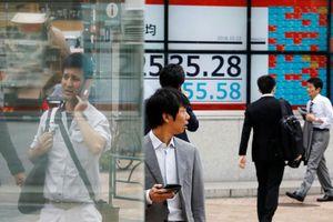 Chứng khoán châu Á bớt rung lắc, thị trường Hàn Quốc tăng hơn 1%