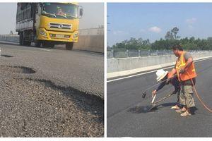 'Cao tốc Đà Nẵng - Quảng Ngãi chưa đạt yêu cầu để khai thác'