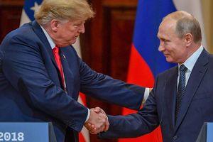 Thượng đỉnh Nga - Mỹ lần thứ 2 sẽ diễn ra tại Paris?