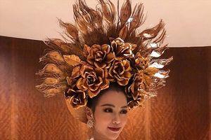 Nguyễn Phương Khánh đoạt Huy chương vàng trang phục dân tộc Châu Á và Châu Đại Dương tại Miss Earth 2018