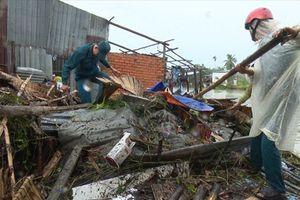 Thiệt hại hơn 12.300 tỉ đồng do thiên tai