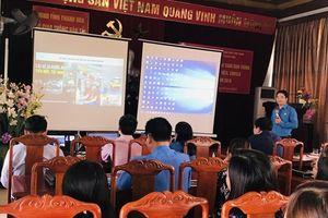 Tuyên truyền văn hóa giao thông cho CBNCV ngành Giao thông Vận tải tỉnh Thanh Hóa