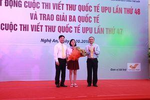 Công bố chủ đề Cuộc thi viết thư UPU lần thứ 48