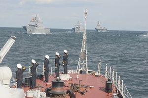 Việt Nam tổ chức duyệt binh hải quân quốc tế năm 2020
