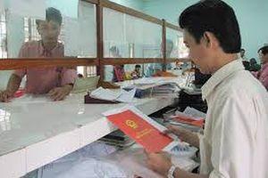 Phản hồi việc chậm cấp sổ đỏ cho hộ ông Lương Hữu Quang
