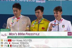 Kình ngư Việt Nam lập kỳ tích tại Olympic trẻ Argentina