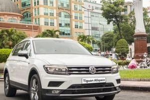 Bảng giá Volkswagen tháng 10.2018 – SUV 7 chỗ Tiguan Allspace thêm nâng cấp