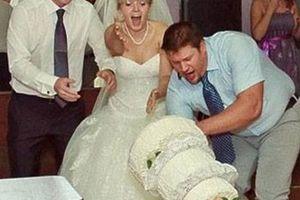 Chộp khoảnh khắc cười ra nước mắt trong các đám cưới