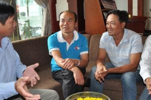 Sôi nổi chuyện làm giàu của 'siêu' nông dân giữa mùa thu Hà Nội