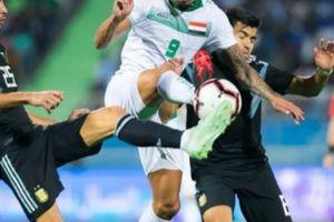 Đối thủ của ĐT Việt Nam thảm bại trước ĐT Argentina