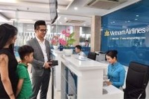 VNA ra mắt dịch vụ làm thủ tục hành khách, hành lý ngoài sân bay