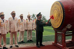 Học viện Cảnh sát nhân dân khai giảng năm học mới 2018-2019