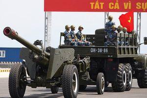 Đáng gờm sức mạnh pháo phòng thủ bờ biển của Hải quân Việt Nam