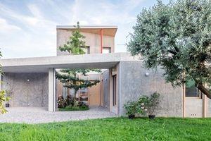 Biệt thự 2 tầng đẹp như mơ với thiết kế tối giản